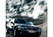 BMW 745i 2006 E65 Owner's Manual (247 Pages)