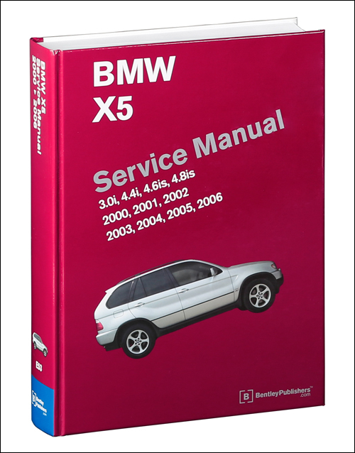 Gallery BMW Repair Manual BMW X5 E53 2000 2006