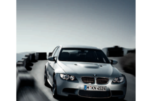 BMW M3 SEDAN 2008 E90 Owner's Manual (266 Pages)