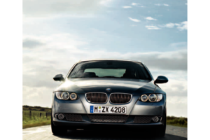 BMW 335I COUPE 2009 E92 Owner's Manual (260 Pages)