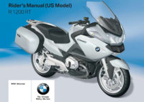 BMW R 1200 RT 1st Edition (US) 2009 Owner's Manual – PDF ...
