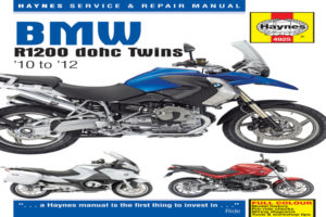 2010 BMW R1200rt Owners Manual Pdf Owners Manual
