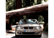 BMW 135I COUPE 2011 E82 Owner's Manual (256 Pages)