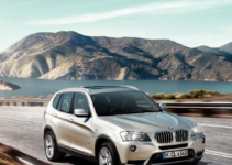 BMW X3 2011 F25 Owner's Manual (262 Pages)