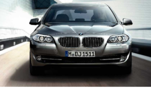 Bmw 2012 5 Series Owners Manual