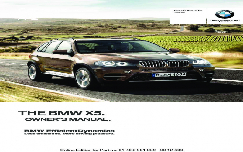 2013 BMW X5 Owners Manual Pdf Chevrolet Owners Manual