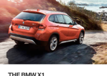 BMW X1 2014 E84 Owner's Manual (297 Pages)