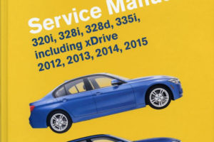 BMW 3 Series Service Manual 2012 2015 F30 F31 F34