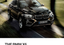 BMW X6 2015 F16 Owner's Manual (265 Pages)