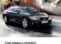 BMW 4 SERIES GRAN COUPE 2016 F36 Owner's Manual (249 Pages)