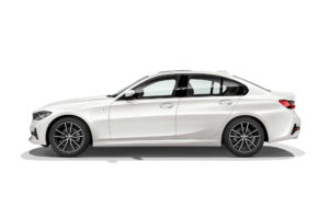 The new BMW 330e Saloon