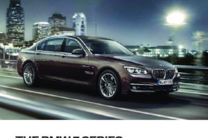 2017 Bmw 740i X-drive Owner's Manual   Just Give Me The Damn ...
