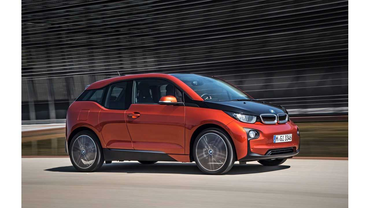 BMW i3 Coding Tutorial