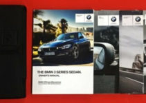 2016 2017 2018 BMW 3 Series OWNERS MANUAL F30 LCI 320i