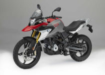 The new BMW G 310 GS.