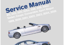 BMW 1999-2005 M3 SERVICE MANUAL Pdf Download ...
