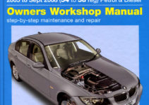 2008 BMW 328I OWNERS MANUAL PDF