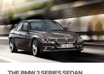 Bmw 3 Series Sedan 2015 Owners Manual – PDF Download by ...