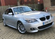 2008 BMW 520D 5 SERIES 2 0 DIESEL MANUAL 177 M SPORT