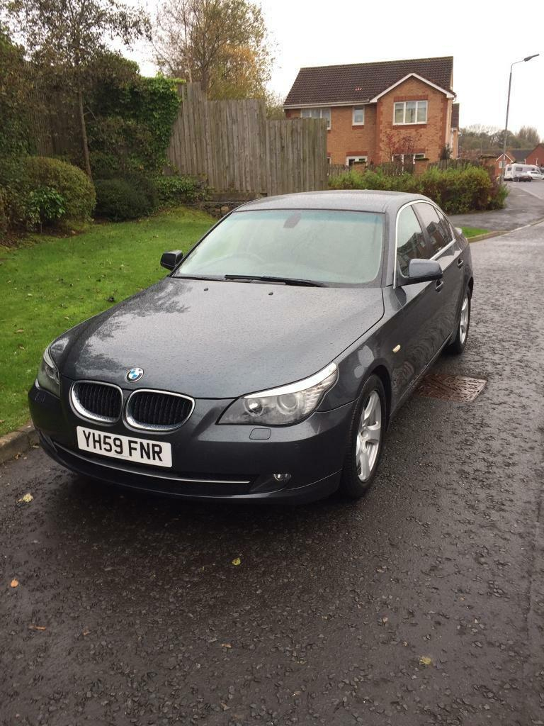 Bmw 2009 520d E60 Manual Business Edition In West