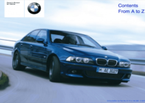 BMW 530d Owners Manual Pdf Volkswagen Owners Manual