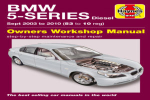 2005 BMW 530i Owners Manual Pdf Owners Manual