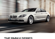 BMW 6 SERIES GRAN COUPE 2015 F06 Owner's Manual (255 Pages)