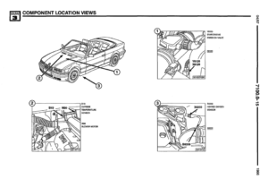 BMW 320i 1996 E36 Electrical Troubleshooting Manual 502