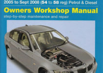 Haynes New Sealed BMW 3 Series 2005 2008 Owners Workshop