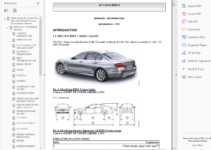 OFFICIAL WORKSHOP Manual Service Repair BMW 5 Series F10