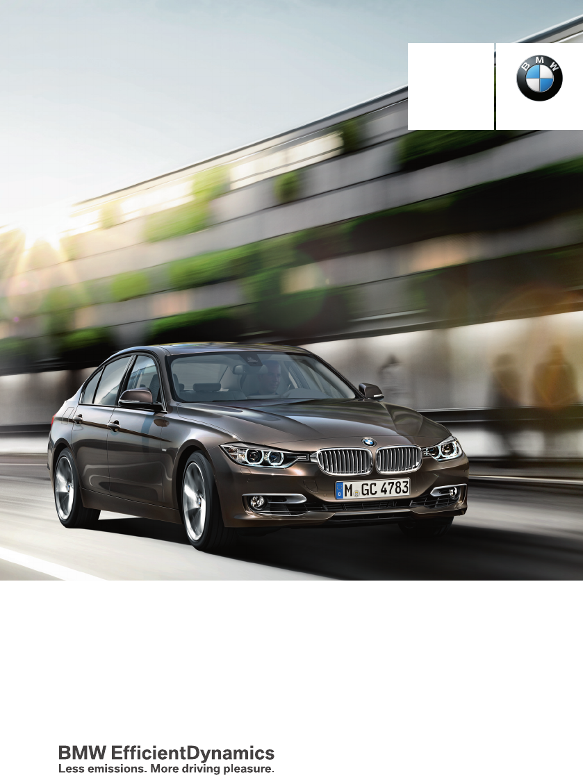 BMW F30 Sedan Owners Manual.pdf