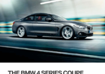 BMW 4 SERIES COUPE 2014 F32 Owner's Manual (244 Pages)