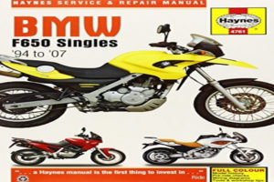 BMW F650gs Owners Manual Pdf Volkswagen Owners Manual