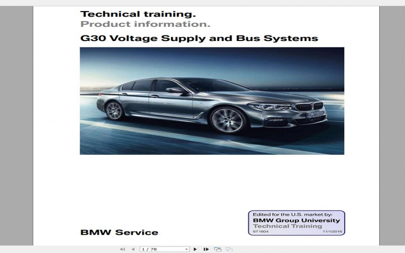BMW G30 Owners Manual Pdf Volkswagen Owners Manual