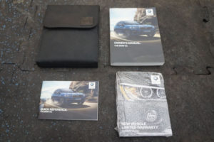 2019 BMW X3 Owners Manual Owners Manual Cars