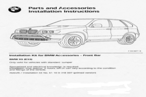 BMW X5 Owners Manual Pdf Volkswagen Owners Manual