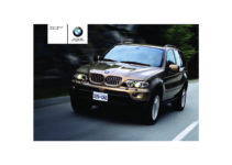 2005 BMW X5 3.0i Owner's Manual [Sign Up & Download ...