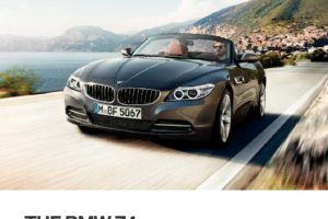 BMW Z4 2014 E89 Owner's Manual (289 Pages)